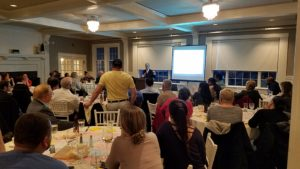 picture of springfield rental real estate networking and training held at springfield country club