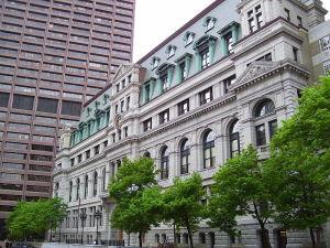 John Adams Courthouse, Boston