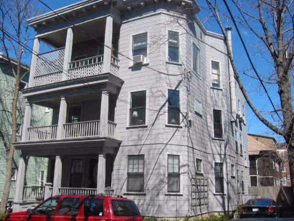Boston Landlord