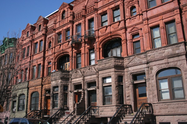 Ilan Costica Harlem House New York NYC