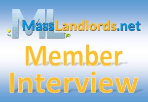 MassLandlords Member Interview