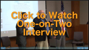 one on two interview