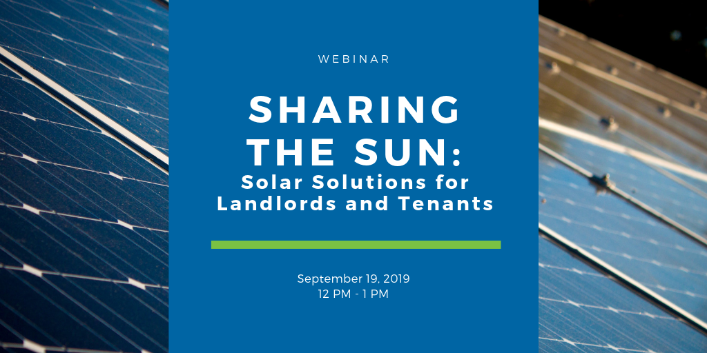 Solar Solutions for Landlords