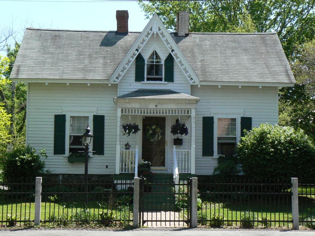 Carpenter gothic house plans escortsea for Carpenter style homes