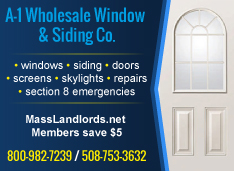 A-1 Wholesale Window Ad