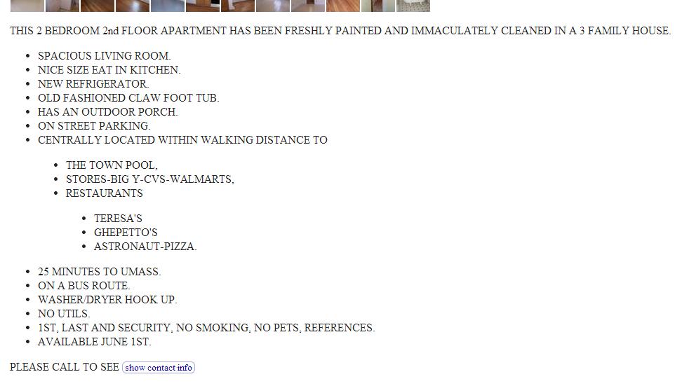 Craigslist Ma Apts For Rent. Cheap Trulia Jersey City ...