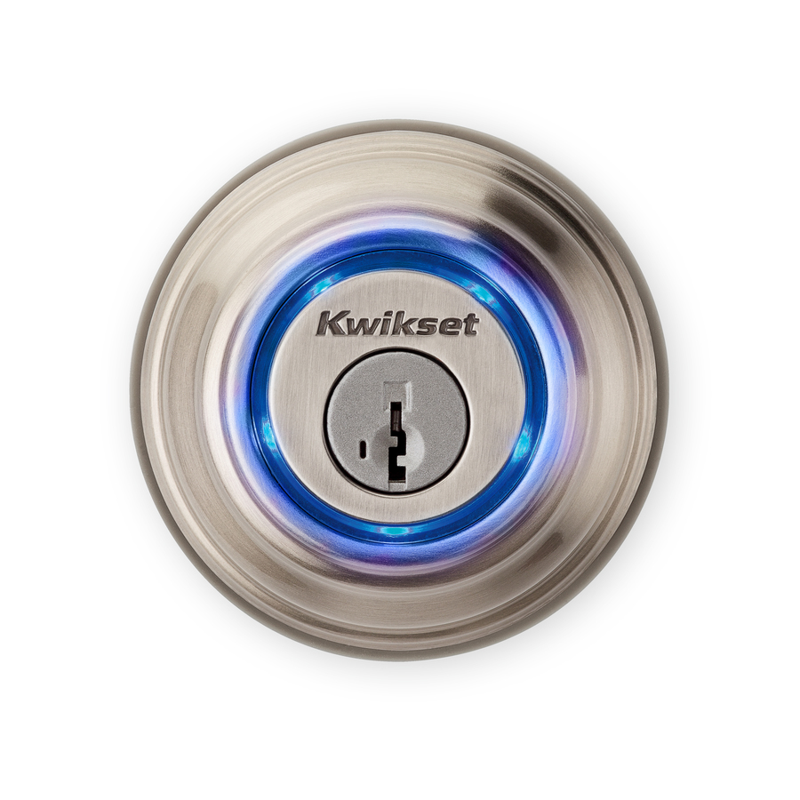 kwikset kevo 2nd gen smart lock available at lowe's
