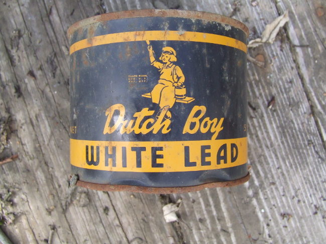 dutch boy white lead