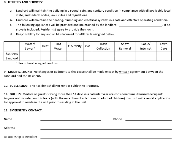 Massachusetts rental agreement gallery agreement letter for Euromillions syndicate agreement template