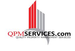 QPM Services Logo Ad