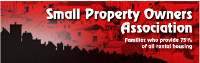 Small Property Owners Association logo