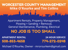 Ad Worcester County Management