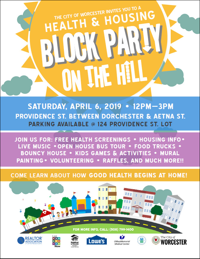 worcester block party