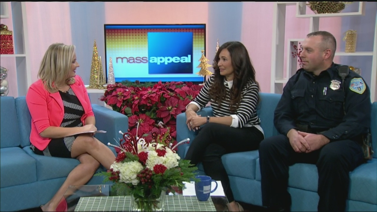 wwlp interviews magda colon about coffee with a cop