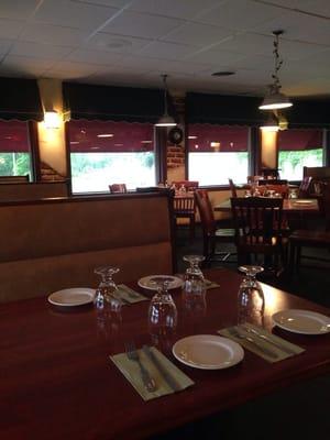 zucchini's restaurant in pittsfield